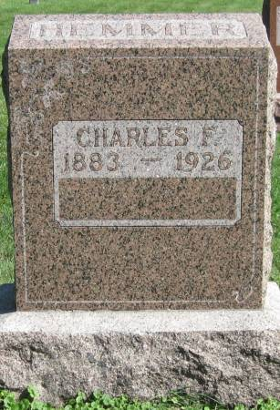 HEMMER, CHARLES F. - Black Hawk County, Iowa | CHARLES F. HEMMER