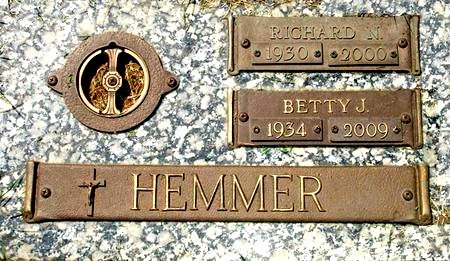 HEMMER, BETTY JEAN - Black Hawk County, Iowa | BETTY JEAN HEMMER