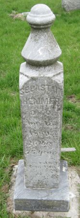 HEMMER, SEBASTIAN - Black Hawk County, Iowa | SEBASTIAN HEMMER