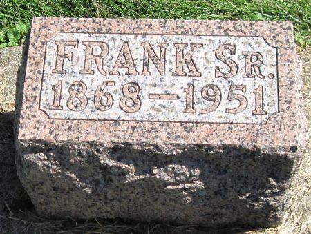 HEMMER, SR., FRANK - Black Hawk County, Iowa | FRANK HEMMER, SR.