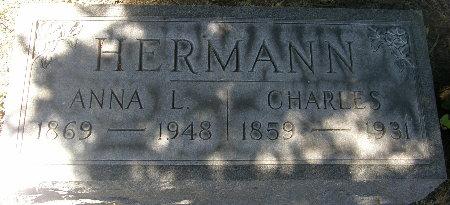 HERMANN, ANNA L. - Black Hawk County, Iowa | ANNA L. HERMANN