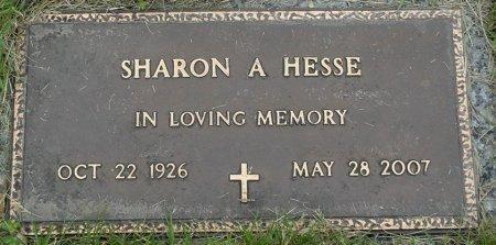 HESSE, SHARON A. - Black Hawk County, Iowa | SHARON A. HESSE