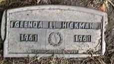 HICKMAN, GLENDA L. - Black Hawk County, Iowa | GLENDA L. HICKMAN