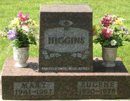 HIGGINS, MARY - Black Hawk County, Iowa | MARY HIGGINS
