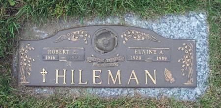 HILEMAN, ELAINE ALICE - Black Hawk County, Iowa | ELAINE ALICE HILEMAN