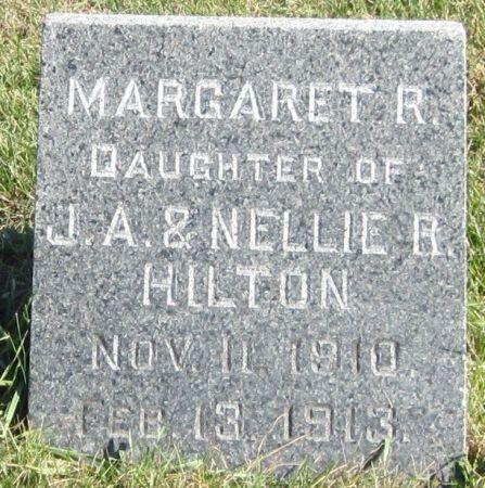 HILTON, MARGARET R. - Black Hawk County, Iowa   MARGARET R. HILTON