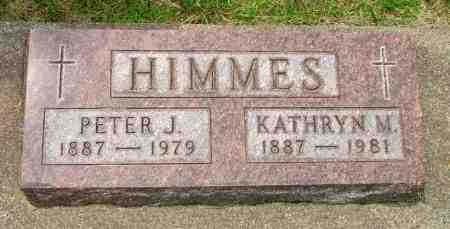 HIMMES, KATHRYN M. - Black Hawk County, Iowa | KATHRYN M. HIMMES