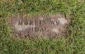 HOAG, MORRIS WM. - Black Hawk County, Iowa | MORRIS WM. HOAG