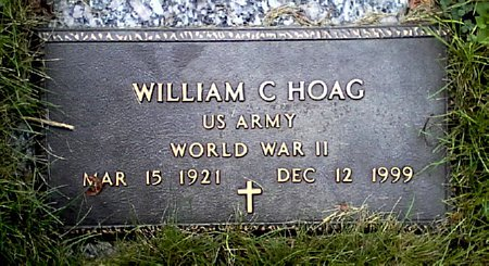 HOAG, WILLIAM C. - Black Hawk County, Iowa | WILLIAM C. HOAG