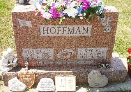 HOFFMAN, CHARLES RAY