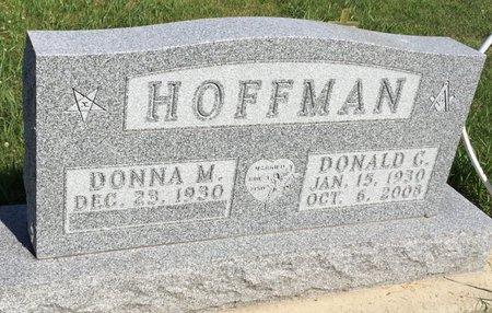 HOFFMAN, DONALD C - Black Hawk County, Iowa | DONALD C HOFFMAN
