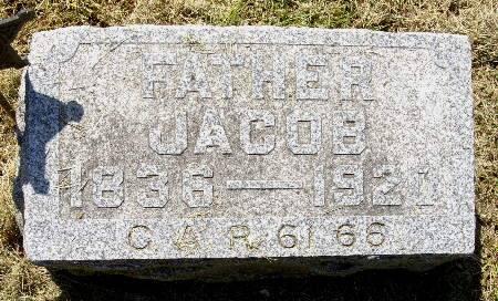 HOFFMAN, JACOB - Black Hawk County, Iowa | JACOB HOFFMAN