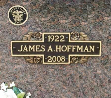 HOFFMAN, JAMES A. - Black Hawk County, Iowa | JAMES A. HOFFMAN