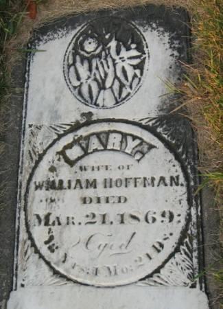 HOFFMAN, MARY - Black Hawk County, Iowa | MARY HOFFMAN