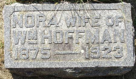 HOFFMAN, NORA - Black Hawk County, Iowa | NORA HOFFMAN