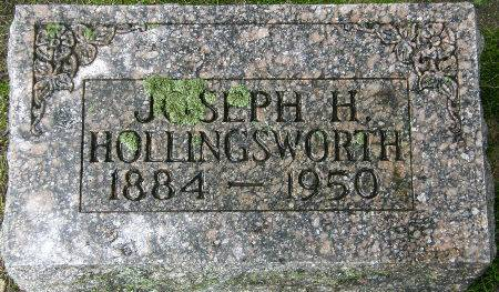 HOLLINGSWORTH, JOSEPH H. - Black Hawk County, Iowa | JOSEPH H. HOLLINGSWORTH