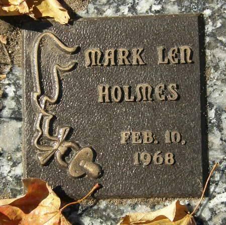 HOLMES, MARK LEN - Black Hawk County, Iowa | MARK LEN HOLMES