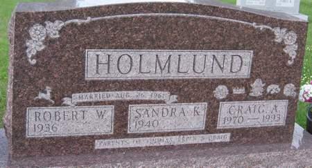 HOLMLUND, CRAIG A. - Black Hawk County, Iowa | CRAIG A. HOLMLUND