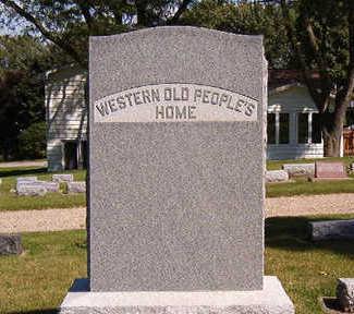 HOME, WESTERN - Black Hawk County, Iowa | WESTERN HOME