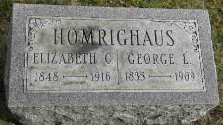 HOMRIGHAUS, ELIZABETH C. - Black Hawk County, Iowa | ELIZABETH C. HOMRIGHAUS