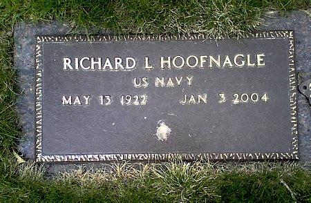 HOOFNAGLE, RICHARD L. - Black Hawk County, Iowa | RICHARD L. HOOFNAGLE