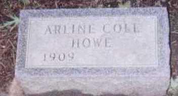 HOWE, ARLENE COLE - Black Hawk County, Iowa | ARLENE COLE HOWE