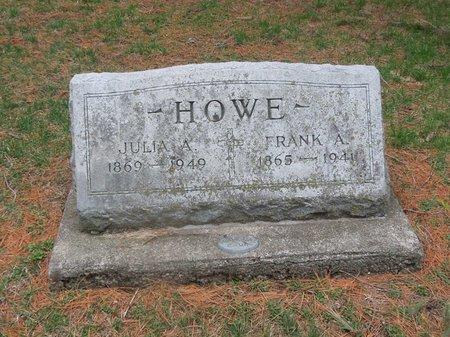 HOWE, JULIA A. - Black Hawk County, Iowa | JULIA A. HOWE