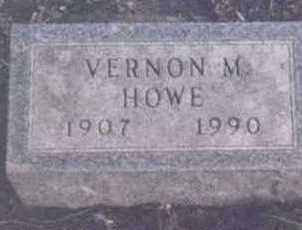 HOWE, VERNON M. - Black Hawk County, Iowa | VERNON M. HOWE