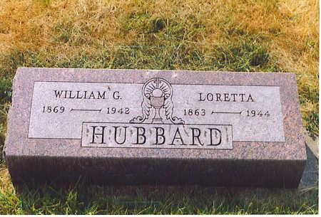 HUBBARD, LORETTA - Black Hawk County, Iowa | LORETTA HUBBARD