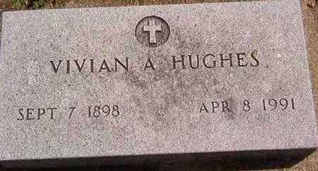 BIDDOLPH HUGHES, VIVIAN - Black Hawk County, Iowa | VIVIAN BIDDOLPH HUGHES
