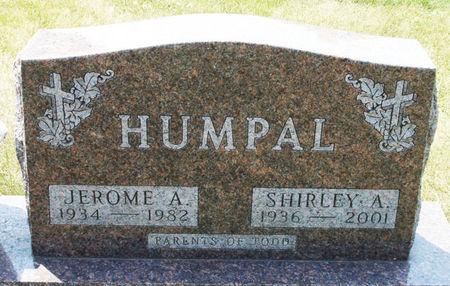 SCHAUER HUMPAL, SHIRLEY A. - Black Hawk County, Iowa | SHIRLEY A. SCHAUER HUMPAL