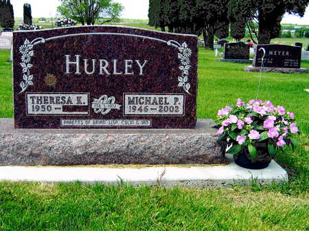HURLEY, MICHAEL P. - Black Hawk County, Iowa | MICHAEL P. HURLEY