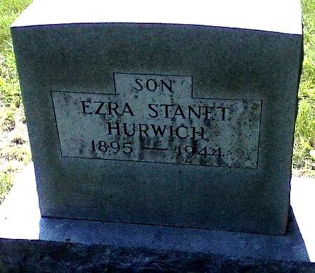 HURWICH, EZRA STANET - Black Hawk County, Iowa | EZRA STANET HURWICH