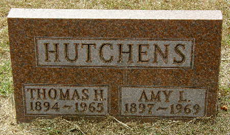 HUTCHENS, THOMAS H. - Black Hawk County, Iowa | THOMAS H. HUTCHENS