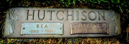 KRANTZ HUTCHISON, HAZEL L. - Black Hawk County, Iowa | HAZEL L. KRANTZ HUTCHISON
