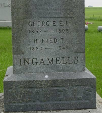 HUMPHREYS INGAMELLS, GEORGIANA - Black Hawk County, Iowa | GEORGIANA HUMPHREYS INGAMELLS