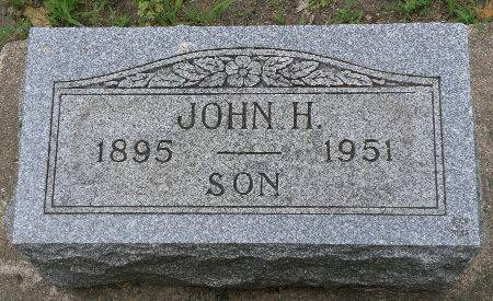 JACOBS, JOHN H. - Black Hawk County, Iowa | JOHN H. JACOBS