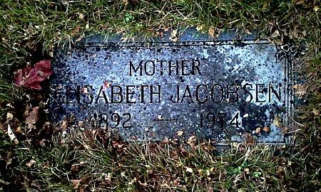 JACOBSEN, ELISABETH - Black Hawk County, Iowa | ELISABETH JACOBSEN