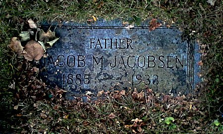 JACOBSEN, JACOB M. - Black Hawk County, Iowa | JACOB M. JACOBSEN