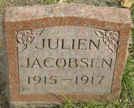 JACOBSEN, JULIEN - Black Hawk County, Iowa | JULIEN JACOBSEN
