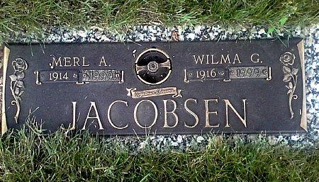 JACOBSEN, MERLA A. - Black Hawk County, Iowa | MERLA A. JACOBSEN