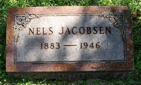 JACOBSEN, NELS - Black Hawk County, Iowa   NELS JACOBSEN