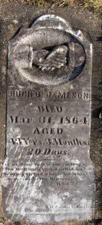 JAMESON, HUGH D. - Black Hawk County, Iowa | HUGH D. JAMESON