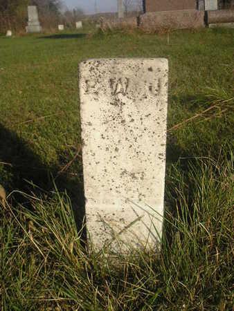 JANES, EWJ (ELIZA) - Black Hawk County, Iowa | EWJ (ELIZA) JANES