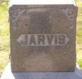 JARVIS, FAMILY STONE - Black Hawk County, Iowa | FAMILY STONE JARVIS