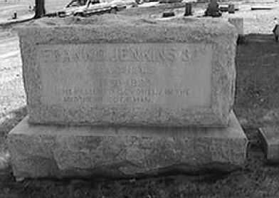 JENKINS SR.?, FRANKE - Black Hawk County, Iowa | FRANKE JENKINS SR.?