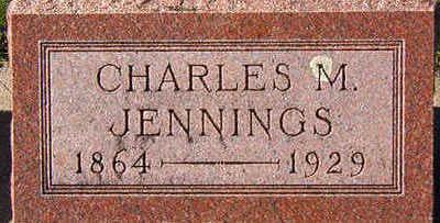 JENNINGS, CHARLES M. - Black Hawk County, Iowa | CHARLES M. JENNINGS
