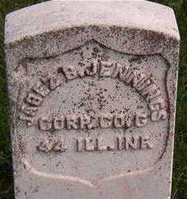 JENNINGS, JABEZ B. - Black Hawk County, Iowa | JABEZ B. JENNINGS