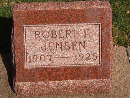 JENSEN, ROBERT F. - Black Hawk County, Iowa | ROBERT F. JENSEN