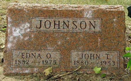 JOHNSON, JOHN T. - Black Hawk County, Iowa | JOHN T. JOHNSON